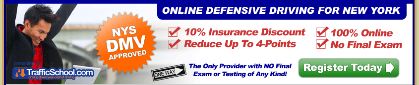 Port Chester Defensive Driving Online