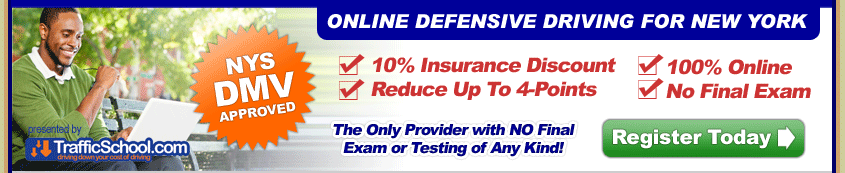 Online Deer Park Defensive Driving